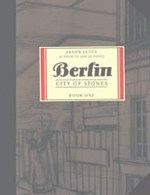 A color photo of the front cover of 'Berlin: City of Stones' by Jason Lutes.