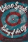 A color photo of the front cover of 'Urban-Speak: Poetry of the City' edited Sarah Cortez.