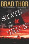 The front cover of 'State of the Union' by Brad Thor.