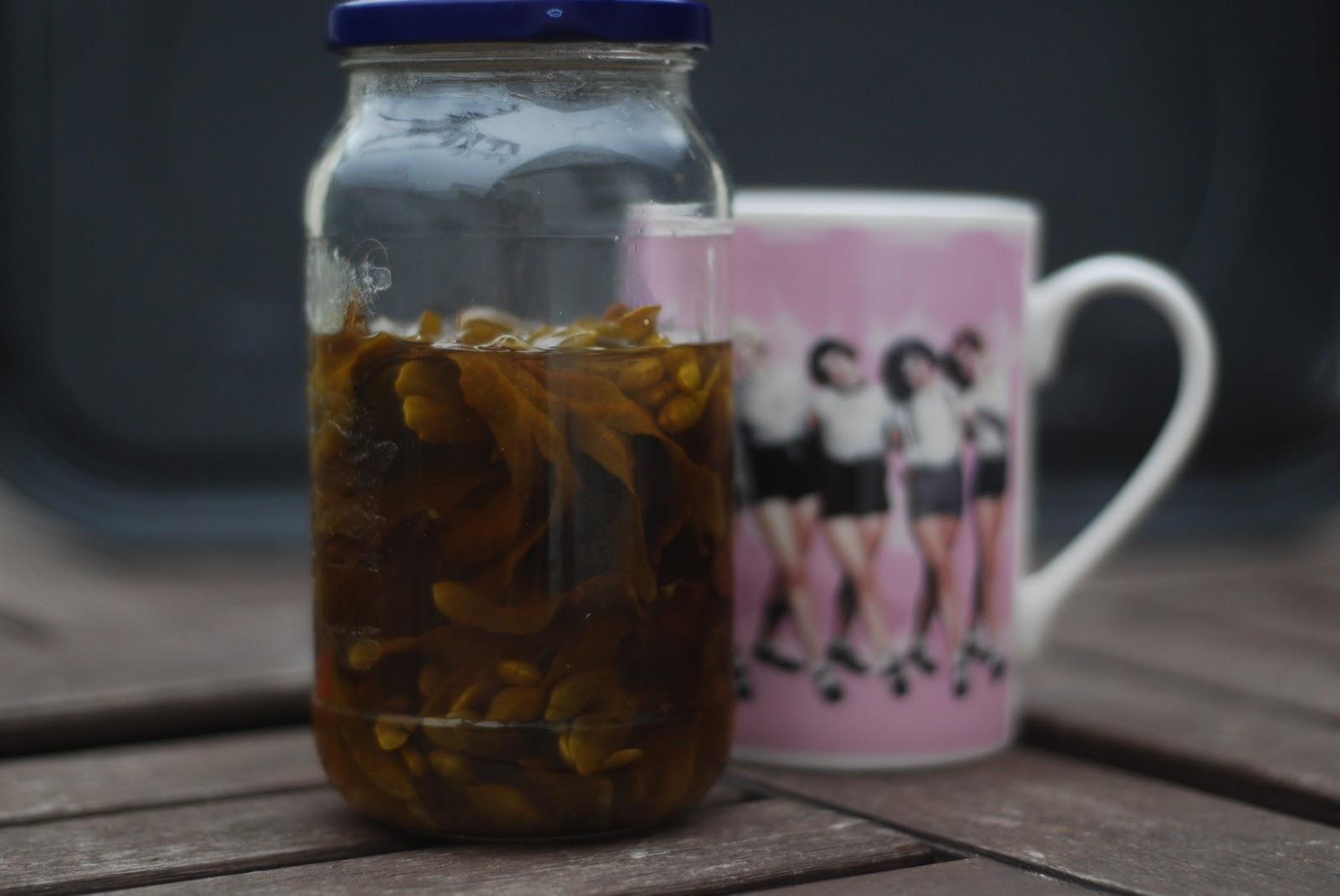 how to make bladderwrack tea