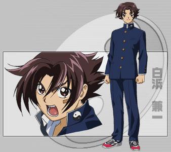 Ficha de vergil Kenichi