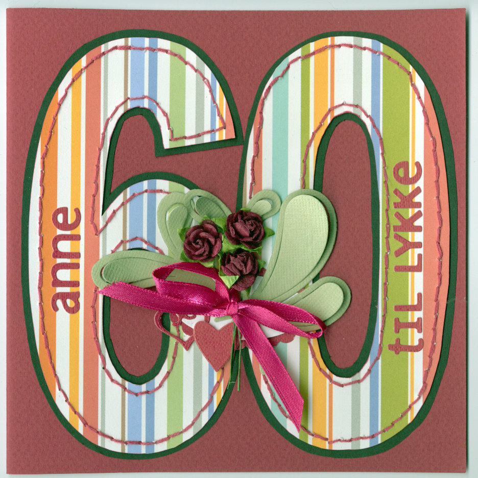 60 års bryllupsdag