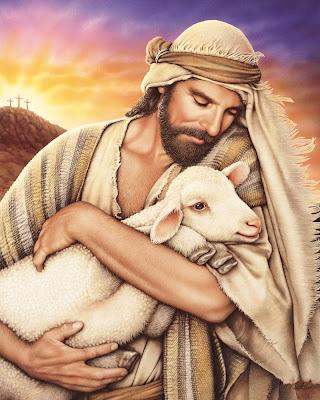 Je Suis le berger..clic ici.. dans Mes Poèmes Messages... jesusbpastor-7