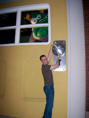 Ed and the Big Green Monster Behind the Door