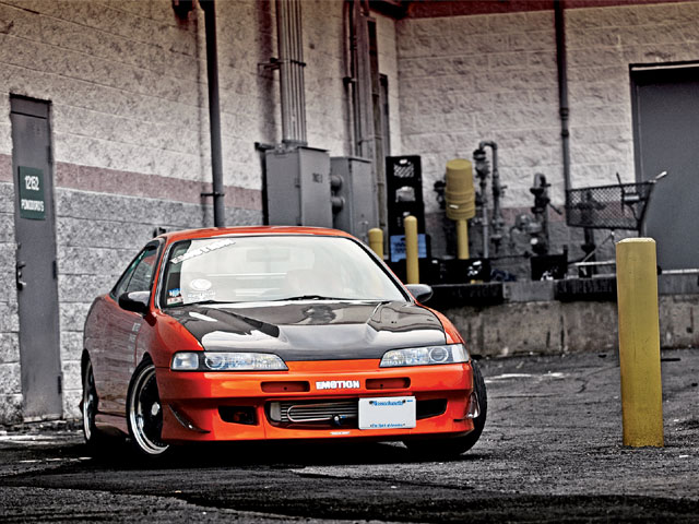 acura integra wallpapers