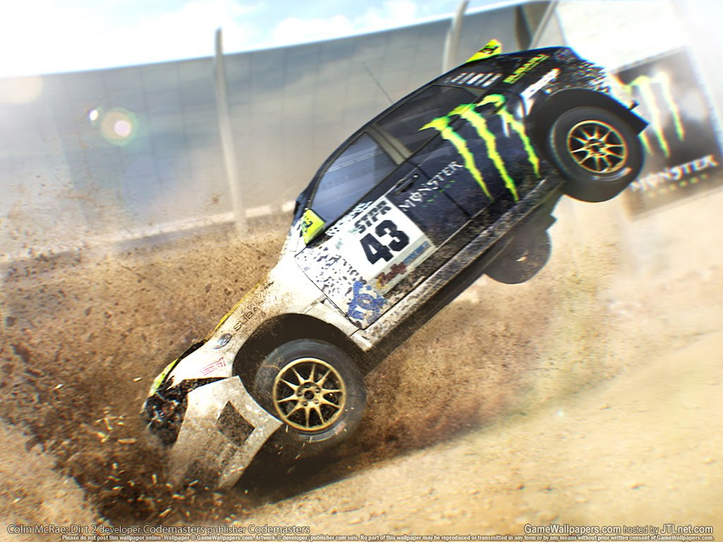 Colin McRae DIRT 2 Wallpapers | PC Game Database