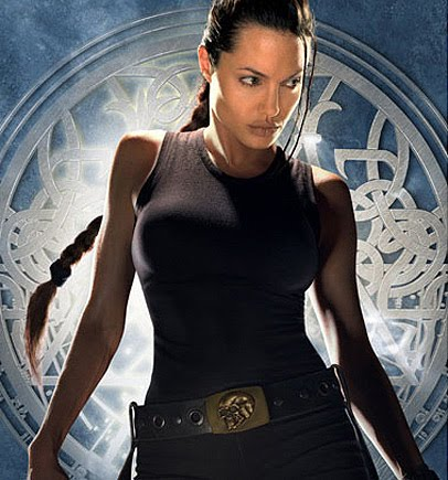 angelina jolie tomb raider pictures. their company or the