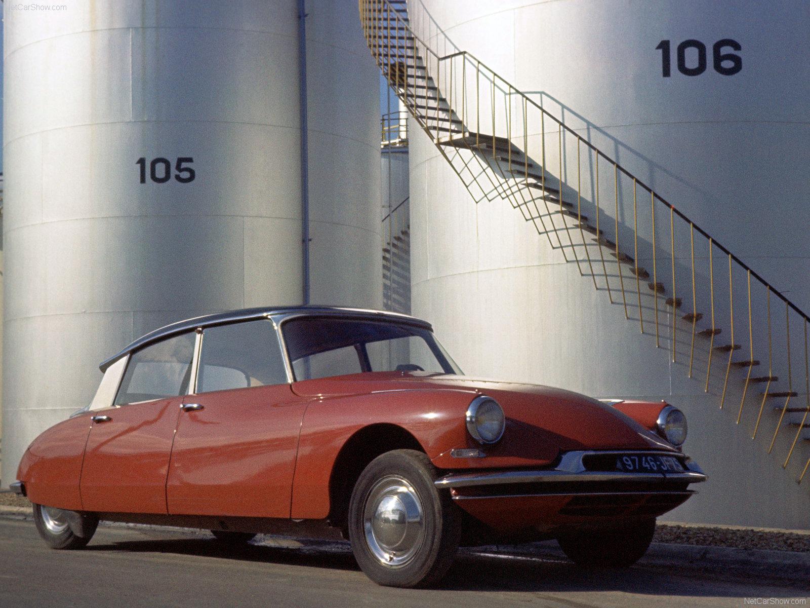 Transpress Nz 1959 Citroen Ds