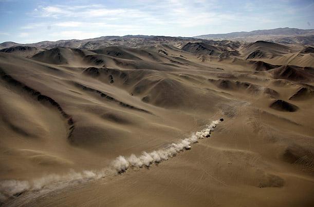 Dakar Rally 2012/2013