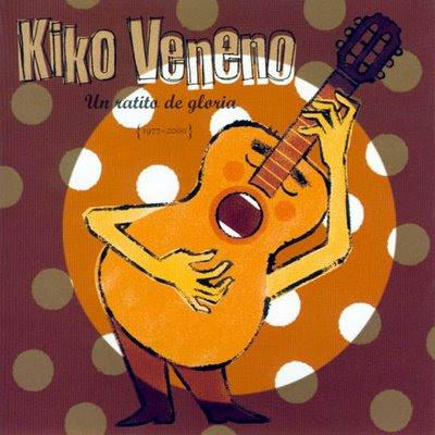 letras de kiko veneno: