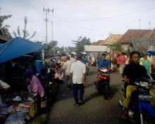 Aktivitas di ulu pasar sukanegeri