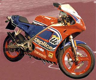 Derbi 50cc racer