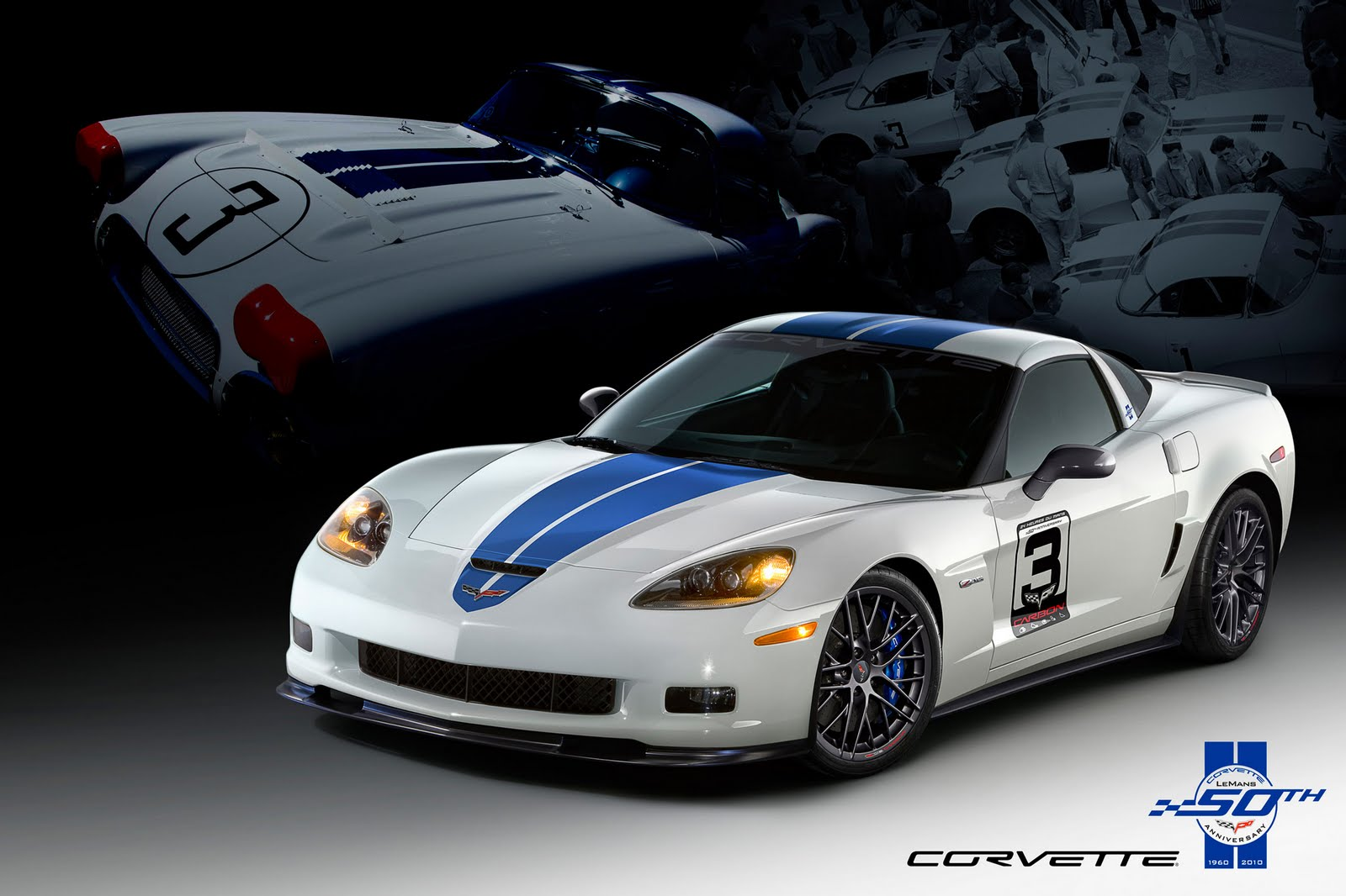 Corvette Racing by Year