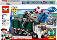 LEGO Toy Story 3 Garbage Truck Getaway