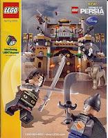 LEGO Spring 2010 Catalog