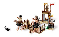 LEGO Prince of Persia Ostrich Race