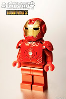Hazel Amazing Armory Custom Iron Man Armor