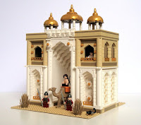 Svelte's Custom Prince of Persia Creation Alamut Gate