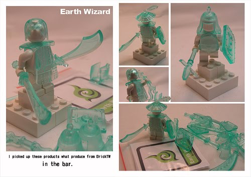 Tigerggyy BrickTW Earth Wizard