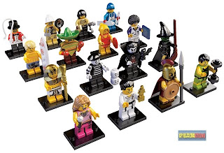 LEGO Collectible Minifigures Series 2