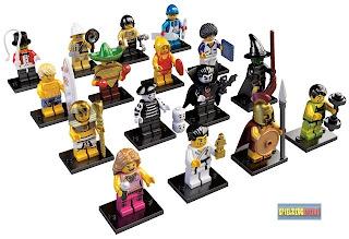 LEGO Collectible Minifigures Series 2