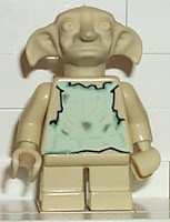 LEGO Harry Potter Dobby 2002