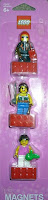 LEGO Female Magnet Set 852948