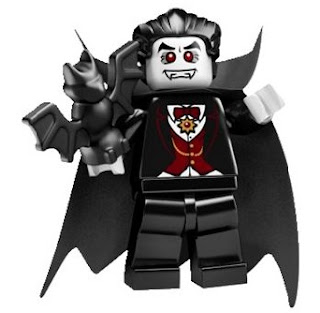 LEGO Collectible Minifigure Series 2 The Vampire