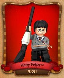 LEGO Harry Potter Micro Site Image