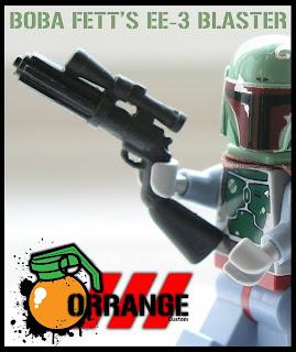 Orrange's Custom Boba Fett EE-3 Blaster