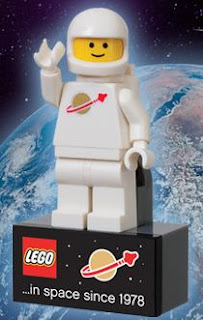 LEGO Spaceman Promotional Magnet