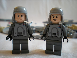 LEGO Star Wars Minifigures General Veers