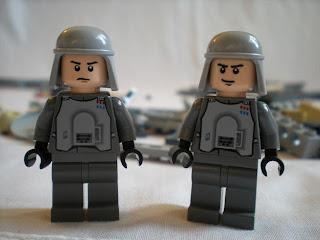 LEGO Star Wars Minifigures General Veers