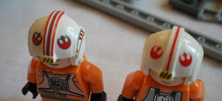 LEGO Star Wars Luke Skywalker's Pilot Helmet