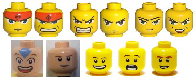 lego minifigure head template - the gallery for lego faces printable