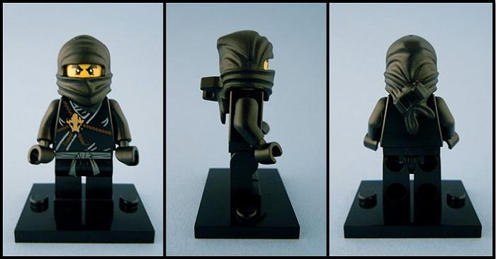 LEGO Ninjago Minifigures - Cole (Non DX) title=