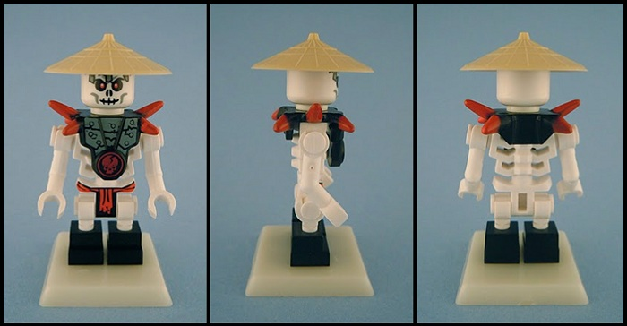 lego ninjago samukai. LEGO Ninjago Minifigures -