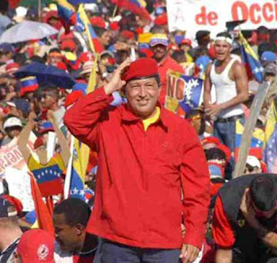 Venezuela: La Revolución  en Peligro