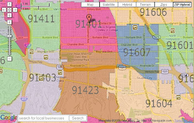 May 5th & Everything After: Zip Code Controversy! Zip Code Mapping Tool on