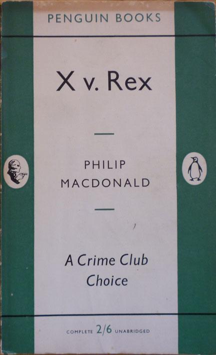 existential ennui lewes bookshop bargain x v rex by