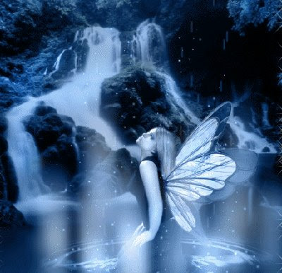 sonhos,fada,fary,blue dreams