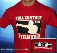 NHB T-Shirt - Red