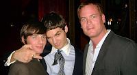Sean Lockhart, Harlow Cuadra and Grant Roy