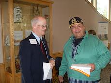 DEED Commissioner Dan McElroy,Roadshow