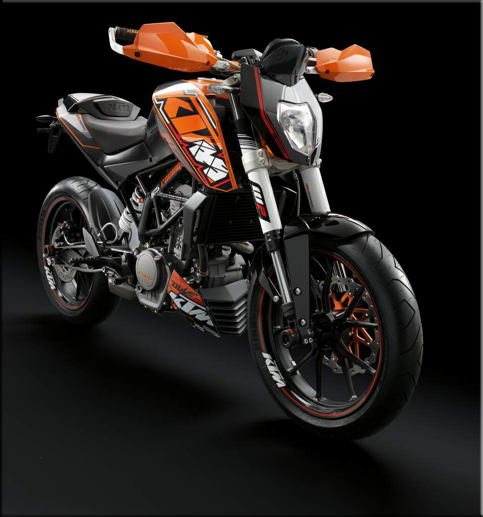 2011 ktm duke 125 final production throttlequest. Black Bedroom Furniture Sets. Home Design Ideas