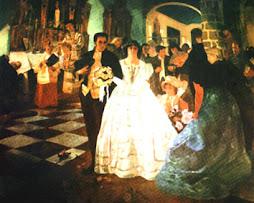 Matrimonio de Simon Bolivar