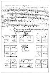 Plano de la Ciudad en 1578