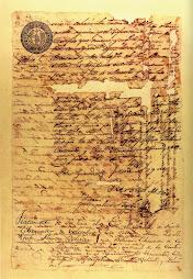 Testamento de Simon Bolivar