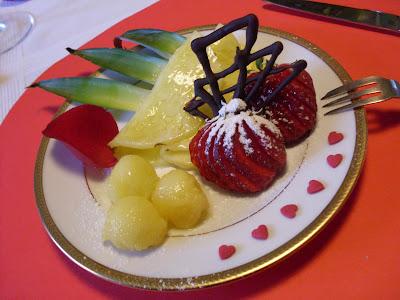Dolci decorazionietentazioni carpaccio di frutta - Piatti di frutta decorati ...