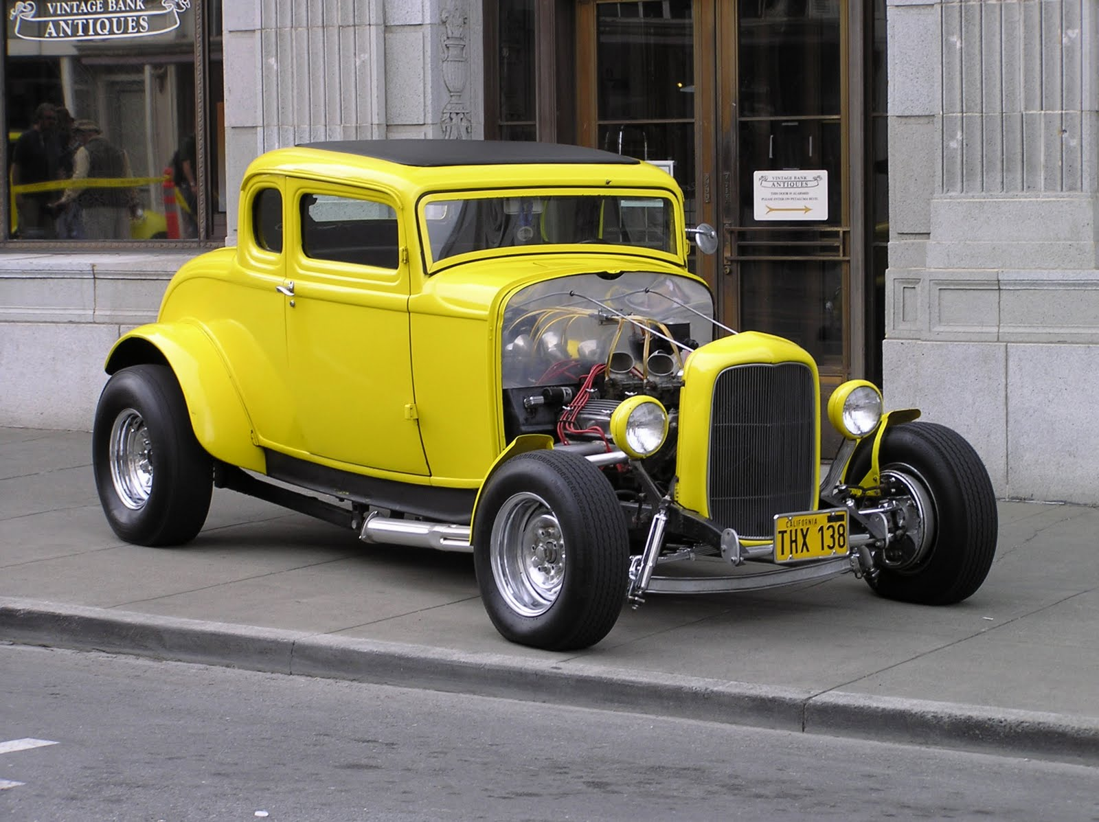 Hot Rod célebres : 1932 Ford Milner 32_American-Graffiti_Deuce